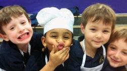 Let your kids become chefs at camp this summer.