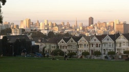 Marvel at San Francisco's indisputable beauty (even when that beauty is shrouded in fog) from these scenic spots.