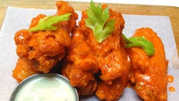 Time to serve up a batch of wings.nbsp