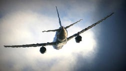 """If you've been a passenger in an airplane, it's likely that you have felt an """"air pocket,"""" or what feels like a quick drop in the air."""