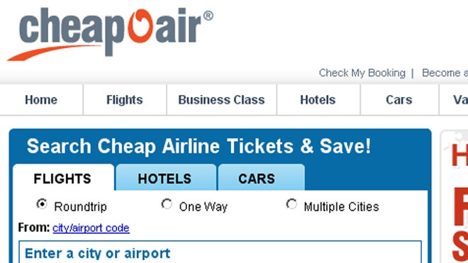 Nov 26, · CheapOAir have a Black Friday promotional code saving up to $40 off their fees on flights. CheapOAir [skillfulnep.tk] Promotional Code: BFRIDAY40 Quick Links to Travel Deals for Black Friday. Top Coupons Grocery Video Games TV Computers Credit Cards Home Apparel Tech Cameras Auto Health & Beauty Children Entertainment Travel.