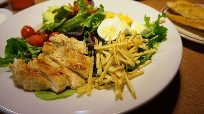 Hard Rock Cafe Cobb Salad Calories