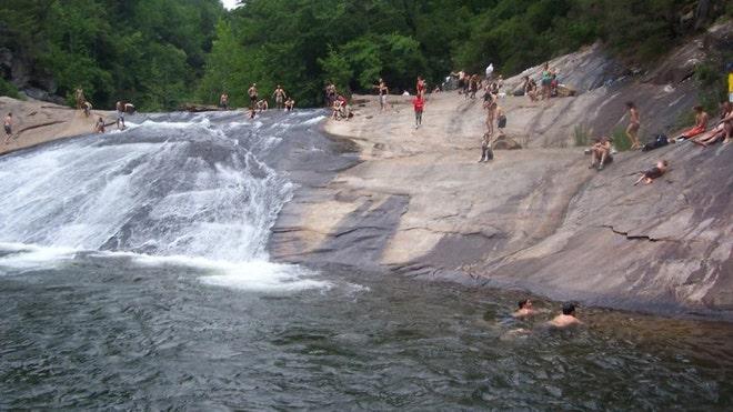 13 Beautiful Natural Swimming Holes Around The U S Fox News