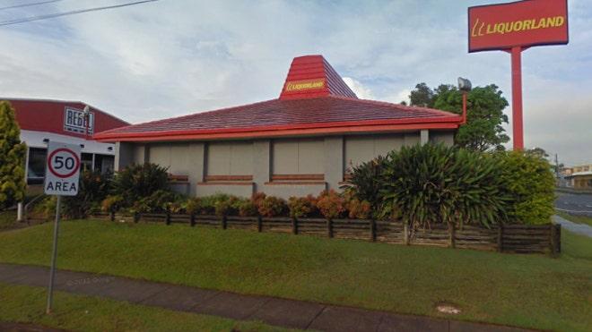 Liquorland in Port Macquarie, New South Wales, Australia