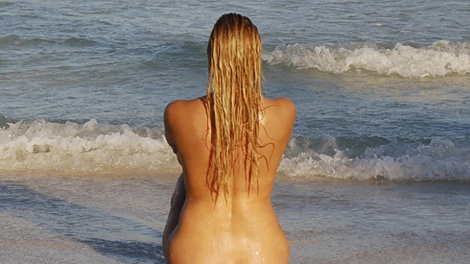 in florida naked