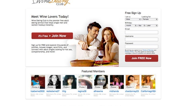 Hidine dating site