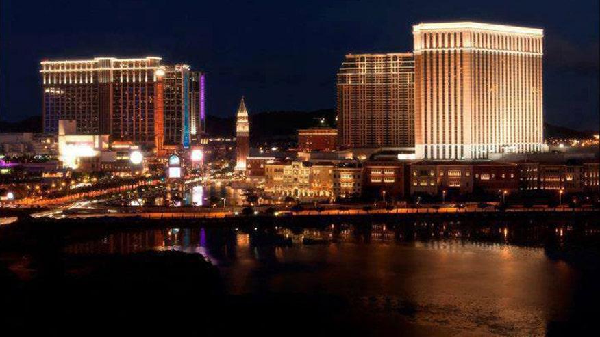 5 star casino hotels in macau
