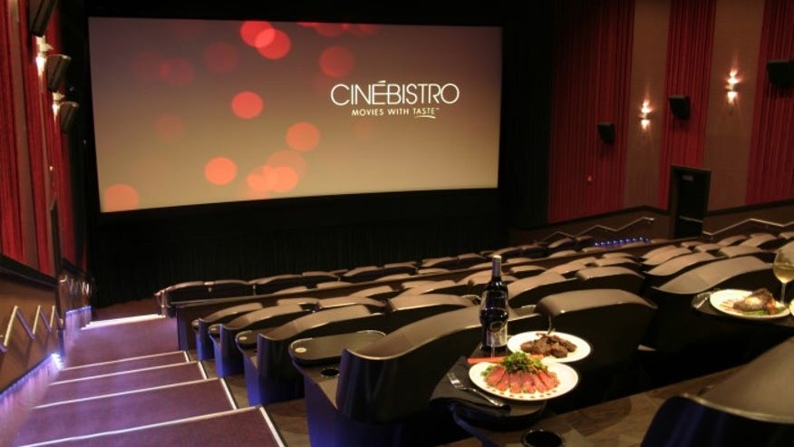 America's best movie theaters for food lovers   Fox News