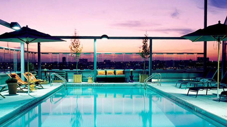 7 Must Swim Rooftop Pools In The U S Fox News