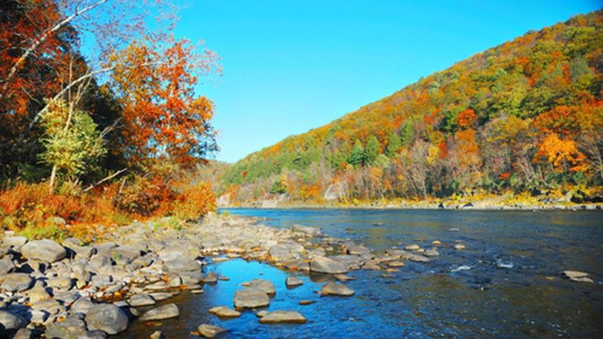 10 best weekend getaway road trips in america fox news for Hudson valley weekend getaway