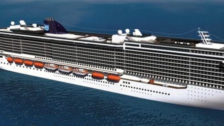 Next Generation Cruise Line, PF