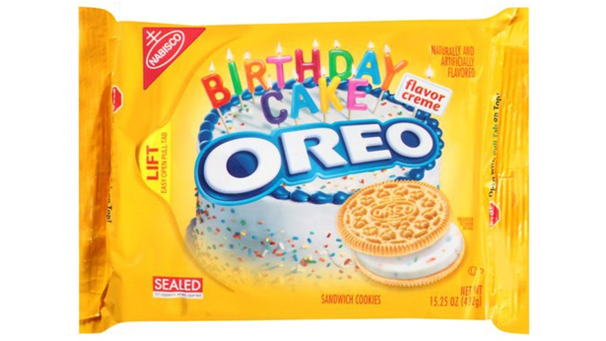 popular snacks made better by birthday cake  Fox News