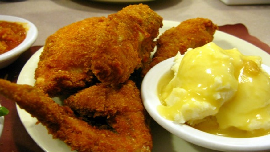 The Ultimate American Fried Chicken Roadmap For 2013 Fox News