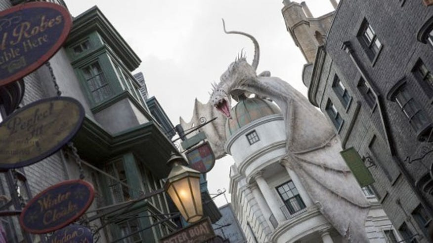 Harry Potter vacation packages