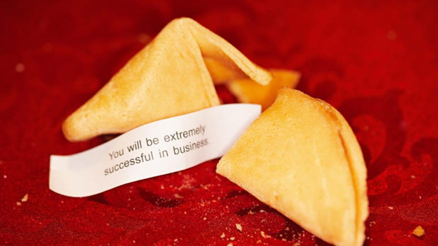 Write a fortune cookie message