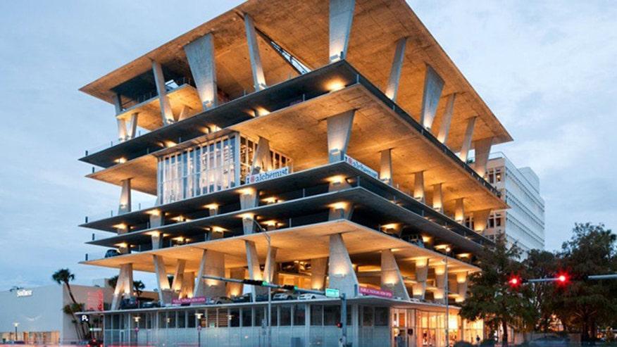 Amazing parking garages around the worldInnovative Parking Lot Design