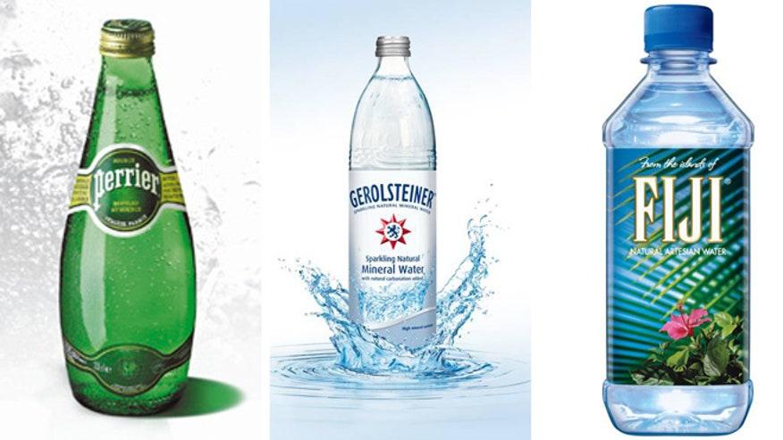 Bottled Water Brands That Start With M Brunnen/fiji water)