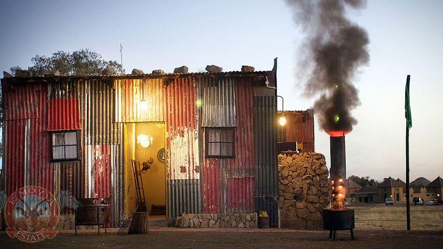 Emoya Luxury Hotel And Spa Bloemfontein