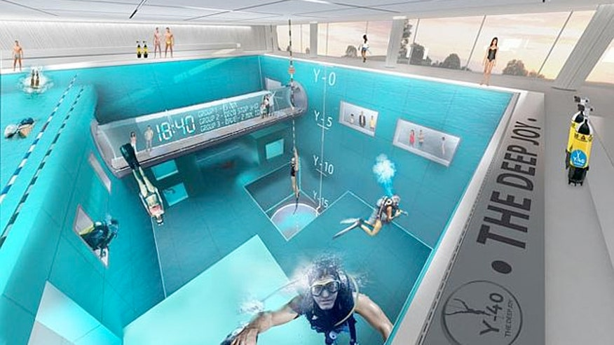 Deepest Pool In The World Travelxolic