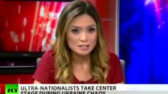 Russian Tv Station Blasts American News Anchor For
