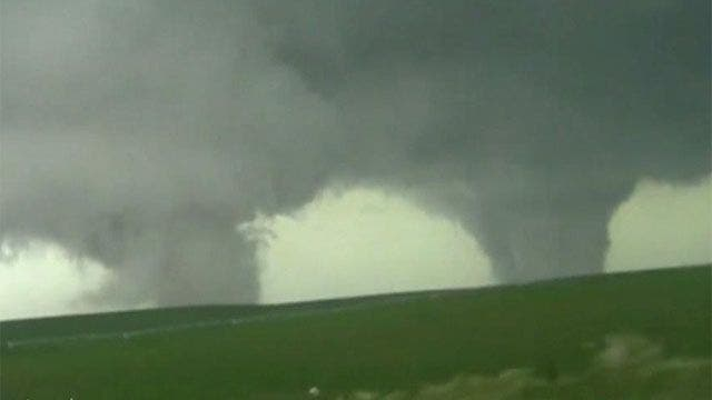 Tornado slams Nebraska town killing 5-year-old, injuring 19