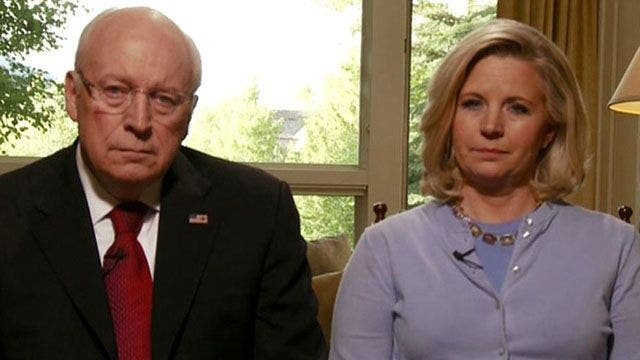 Dick cheney s family y'all