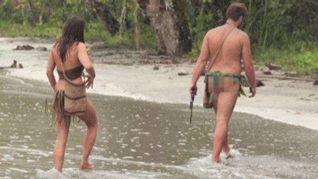 Naked and Afraid' strands complete strangers without food, water ...