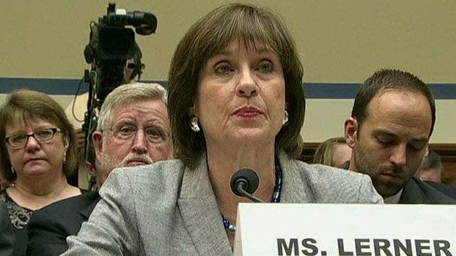 Lois Lerner in 2013: 'Need to be cautious about what we say in emails'
