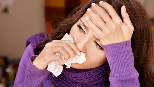cold sores and herpes antibodies
