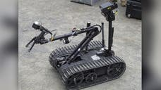 Marines are known for risking their lives on the battlefield, but more and more, robot technology is helping to avoid those dangers and save lives.