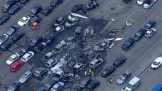 Three family members of former Al Qaeda leader Usama bin Laden were killed in a private plane cra
