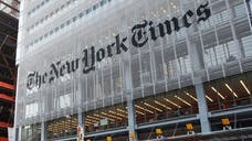 With the single-mindedness of Hillary Clinton seeking the Oval Office, the New York Times is pushing for legalization of marijuana.