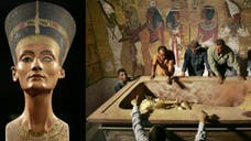 The Egyptian Antiquities Ministry is inviting British-educated expert Nicholas Reeves to Cairo to debate his theory that the tomb of Queen Nefertiti may be located behind King Tutankhamun's ,-year-old tomb in the famed Valley of the Kings.