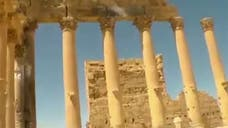 Islamic State (ISIS) militants have destroyed a temple at Syria's ancient ruins of Palmyra, activists said Sunday, realizing the worst fears archaeologists had for the ,-year-old Roman-era city after the extremists seized it and beheaded a local scholar.