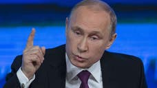 Russian President Vladimir Putin vowed Thursday to fix Russia's economic woes within two years, voicing confidence that the plummeting ruble will recover and promising to diversify Russia's gas-dependent economy.