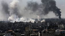 Gaza militants infiltrated Israel through a tunnel under the Gaza-Israeli border Monday, Israel Defense Forces said, killing at least five militants.