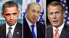 With their gutter sniping failing to stop Prime Minister Benjamin Netanyahu's planned March speech before Congress, aides in the Obama White House are unloading their full arsenal of bile.