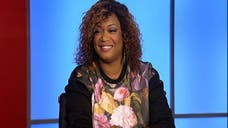 There are hundreds of thousands of people living with inflammatory bowel diseases including Crohn's disease and ulcerative colitis. Newly diagnosed patients often struggle with what they can eat.  Food Network star Sunny Anderson has been living with ulcerative colitis for  years and is helping patients figure out the best food options for them