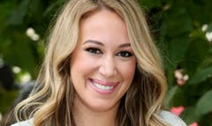"Haylie Duff isn't one of those Hollywood actresses who lives on kale and beat juice. Duff loves food, and channeled her passion into her food blog, ""Real Girls Kitchen,"" which became her show of the same name on the Cooking Channel."