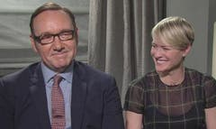 Once partners in crime, Frank and Claire Underwood seem to be each other's worst enemy on the upcoming fourth season of House of Cards.