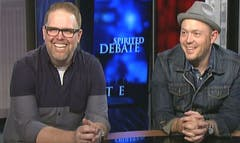 MercyMe lead singer Bart Millard opened up Tuesday about his abusive father and how faith saved his family.
