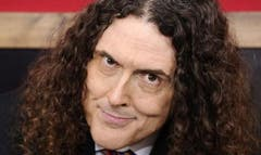 A lot of people bought Weird Al Yankovic's new album.