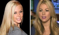 Jessica Hall is Kendra Wilkinson's best friend both on and off screen.