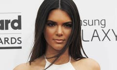 "Reality star Kendall Jenner angered many by posting an Instagram video of her screaming to Avril Lavigne's ""Sker boy"" while driving in Los Angeles with model friend Ashley Skye."