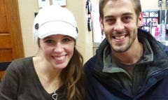"""Newlywed Jill Duggar, of TLC's """" Kids and Counting,"""" and her husband Derick Dillard have announced they are expecting a baby."""