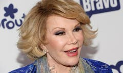 Joan Rivers was on life support as her family remained by her side at Mount Sinai Hospital in Manhattan on Saturday reports The New York Post.