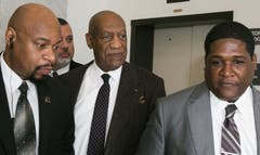 A judge refused to throw out the sexual assault case against Bill Cosby on Wednesday, sweeping aside a former district attorney's claim that he granted the comedian immunity from prosecution a decade ago.