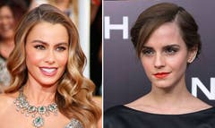 You'll never look at Emma Watson and Sofía Vergara the same way again.