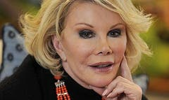Joan Rivers' daughter released a statement Friday afternoon saying her mother's condition remains serious.