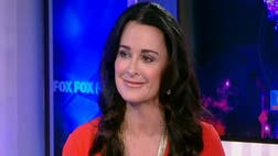 """""""Real Housewives of Beverly Hills"""" star Kyle Richards lives in a world of glitz, glamour, and drama. The Sculpsure spokesperson opened up about the pressures to be thin and ageless in her hometown."""